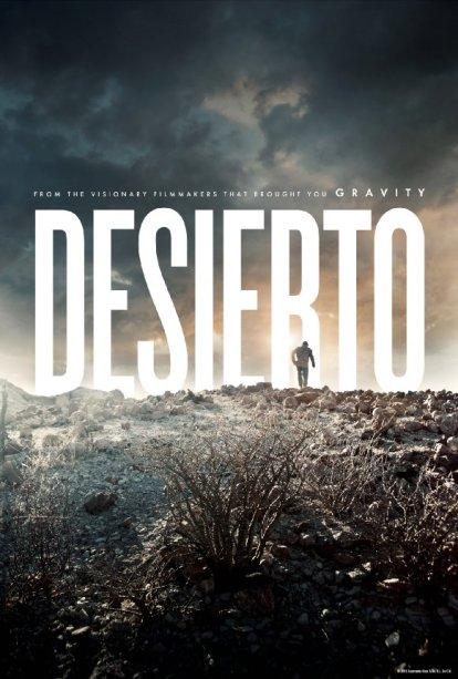 Desierto-poszter