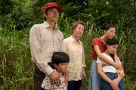 MINARI_01590 Steven Yeun, Alan S. Kim, Yuh-Jung Youn, Yeri Han, Noel Cho Director Lee Isaac Chung Credit: Josh Ethan Johnson
