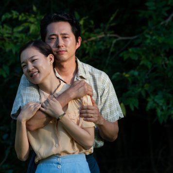 MINARI_02964 Yeri Han, Steven Yeun Director: Lee Isaac Chung Credit: Josh Ethan Johnson/A24